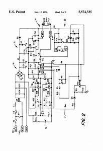patent us5574335 ballast containing protection circuit With circuit protection