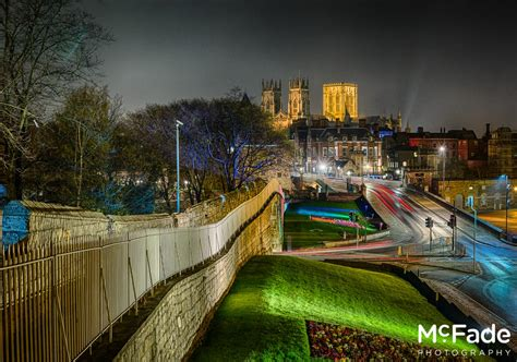 York Photography  A Beautiful City At Night Mcfade