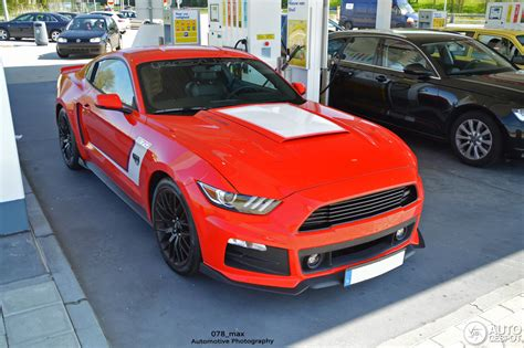 Roush Warrior Mustang Price by Ford Mustang Roush Warrior S C 2015 7 May 2016 Autogespot