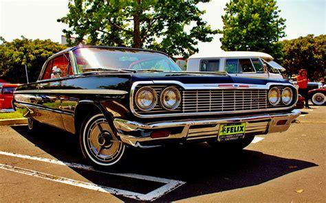 Chevrolet, Car, Old Car, Chevrolet Impala Wallpapers Hd