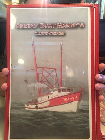 Shrimp Boat Manny S Livingston Tx Menu by Shrimp Boat Manny S Livingston Menu Prices