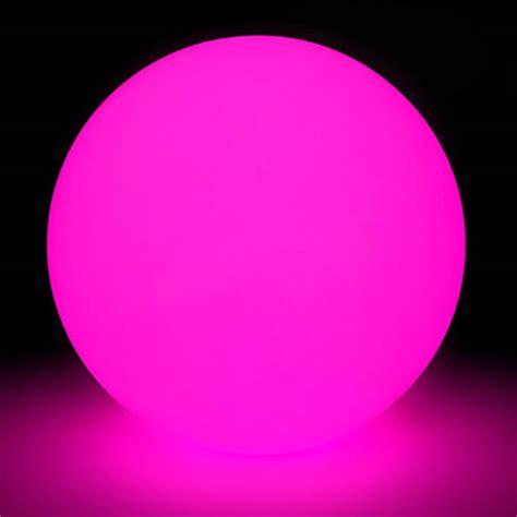 boule lumineuse 40 cm boule lumineuse led patio 216 40 cm boules lumineuses sans fil