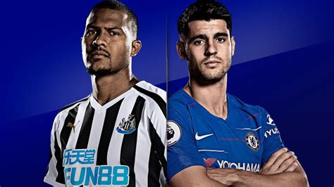 Live match preview - Newcastle vs Chelsea 26.08.2018