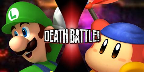 luigi  bandana dee death battle fanon wiki fandom
