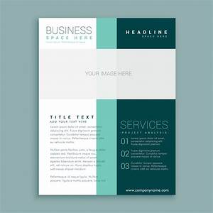 Office Brochure Template Simple Brochure Design For Your Business Download Free