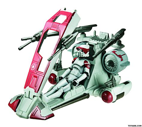 Wars Trooper Vehicles by Fair 2011 Clone Wars Vehicles Official Images The
