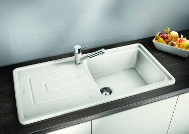 white ceramic kitchen sink kitchen sinks stainless steel granite ceramic sinks 1274