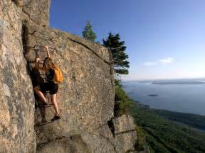 Precipice Trail Acadia National Park Maine
