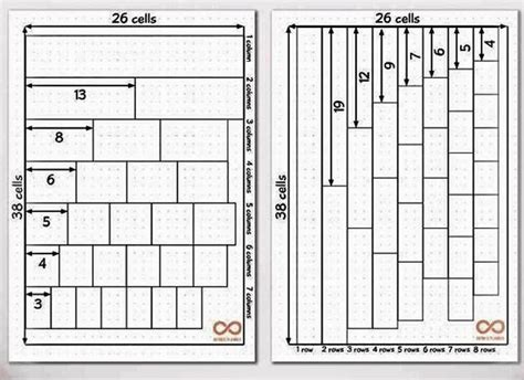 bullet journal dotted templates leuchtturm 1917 bullet journal layout planning coloring