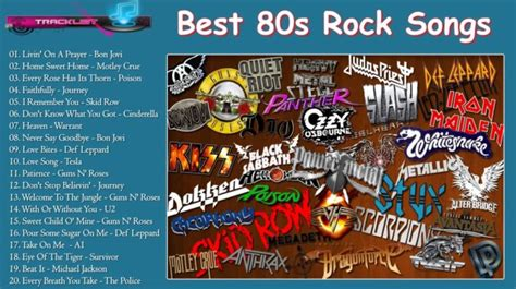 80s Rock Music Hits