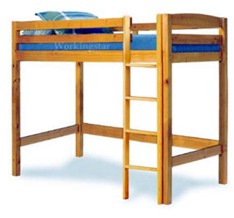 woodwork youth loft bed plans  plans