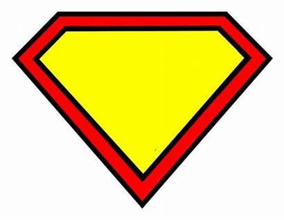 Blank Superman Clipart Clipartbest Superhero Clip Logos