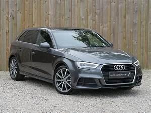 Audi A3 S Line : audi a3 sportback s line white horse motors ~ Dode.kayakingforconservation.com Idées de Décoration