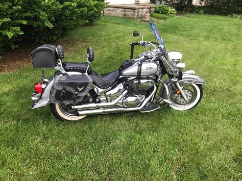 Suzuki Boulevard C50 Accessories by Suzuki Boulevard C50 In Ohio For Sale Used Motorcycles On