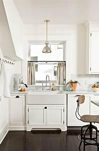 Kitchen Sink Curtains - Native Home Garden Design