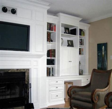 built in wall unit with desk and tv 1000 images about desk wall unit ideas on pinterest