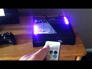 Custom Xbox 360 Slim Dual Nand Trinity RGH YouTube