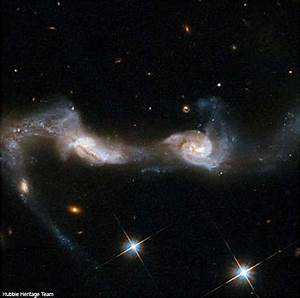 59 big bangs - Hubble space telescope snaps galaxies as ...