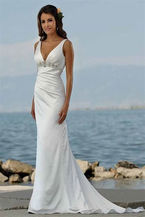 Which Type of Beach Wedding Dresses to Choose u0026gt;u0026gt; My Dress House