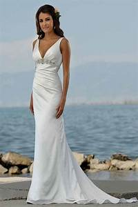 which type of beach wedding dresses to choose gtgt my dress With dresses to attend a beach wedding
