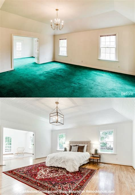 Remodelaholic   Before & After: From Dated 1980's