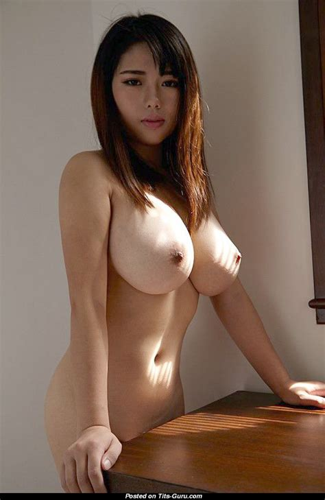Charming Asian Doll With Charming Bald Big Knockers Porn