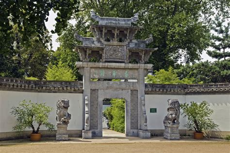 Der Garten Slowakischer by Garten Des Himmlischen Friedens