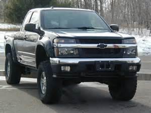 Chevy Colorado 4x4 Lifted