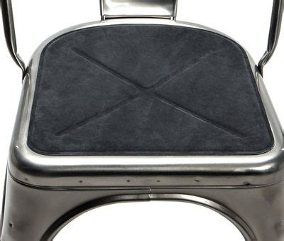 Tolix Seat Cushions Uk by Seat Cushion Anthracite By Tolix
