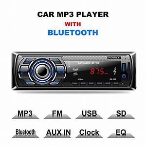 Kenwood Radio Schlüssel : auto radio mp3 von pomile single din autoradio bluetooth ~ Jslefanu.com Haus und Dekorationen