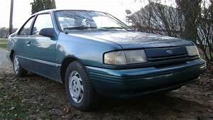 Z3chyd 1993 Ford Tempogl Sedan 2d Specs  Photos  Modification Info At Cardomain