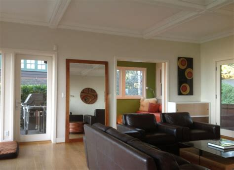 How To Paint A Coffered Or Tray Ceiling