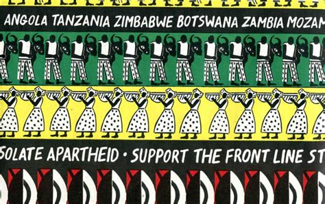 History of the Anti Apartheid Movement and their work with ...
