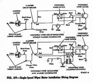 Windshield Wiper Wiring Diagram