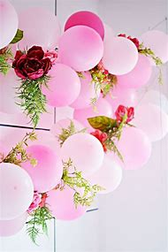 Best diy paper flower garland ideas and images on bing find what flower balloon garland diy mightylinksfo