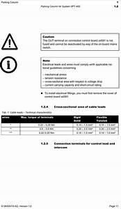 Skidata Exgr400 Parking Column Using Rfid User Manual