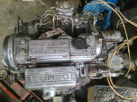 Self Motor For Daihatsu Charade 1988 Diesel Engine For