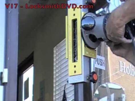 Locksmithdvd Training Installing Electric Strike