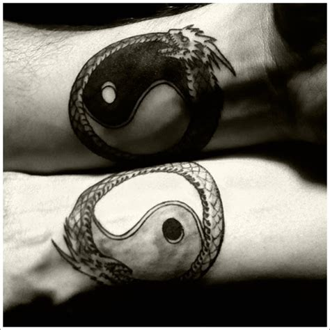 infinity  yin  tattoo design  tattoosdesign