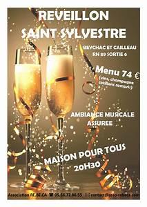 Rveillon De La St Sylvestre Beychac Cailleau