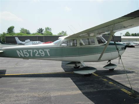 1964 Cessna 172e  Ronnies Aircraft Sales Llp