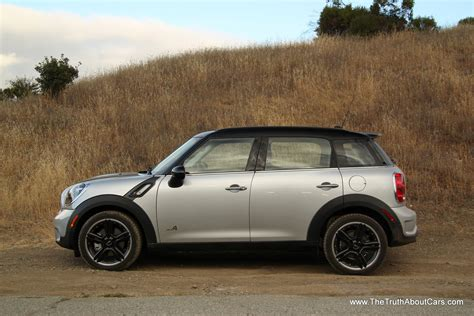 Review Mini Cooper Countryman by Review 2012 Mini Cooper S Countryman All4 The