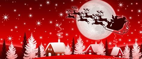 Christmas Magic Hd Wallpapers Desktop Background