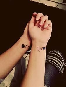 Friend Tattoos - Best Friend Tattoo