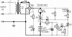 Electronics Circuits  12v Car Battery Charger