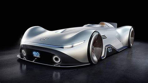 1280 x 436 jpeg 74 кб. Mercedes-Benz Vision EQ Silver Arrow Concept Car