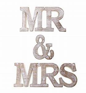 amazoncom lindsay interiors mr mrs wood letters With mr mrs wooden letters freestanding