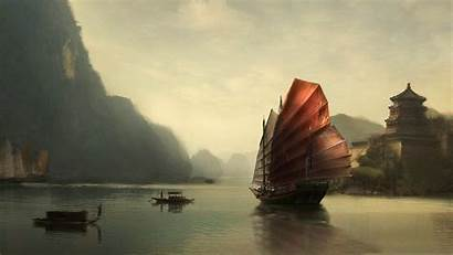 China Wallpapers Chinese Landscape Painting Asian Japanese