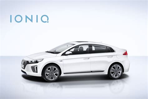 2017 Hyundai Ioniq Electric Revealed In Korea, Boasts 28