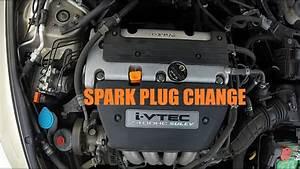 2006 Honda Accord Spark Plug Replacement